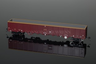 Bachmann Model Railways MBA Megabox EWS Wagon W/O BUFFERS ref. 38-241