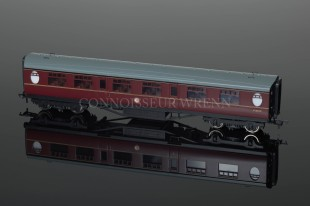 Bachmann Branch-Line Railways Thompson CK Composite Corridor BR Maroon 34-403A