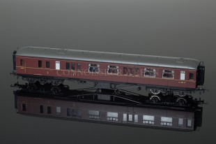 Hornby Model Railways BR Maroon Composite Brake W7853W ref. R4413A