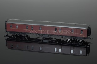 Hornby Model Railways BR Maroon Passenger Brake W 325 W ref. R4409A
