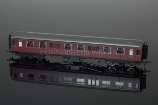 Hornby Model Railways BR Maroon Hawksworth 3rd Class W 2107 W ref. R4410A