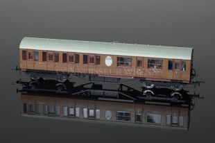 Hornby Model Railways Thompson Suburban Lavatory Composite R4572