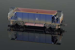 Hornby Model Railways Mainline YGB Seacow (WEATHERED VERSION) R6287B