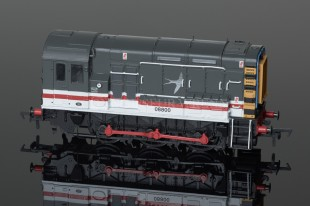 "Bachmann Class 08 ""INTERCITY"" 08800 Diesel Shunter Locomotive ref. 32-105"
