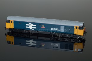 "Hornby DCC ""ARK ROYAL"" 50 035 Class 50 Locomotive R2349"