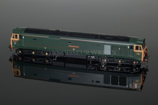 "Hornby DCC ""SIR EDWARD ELGAR"" 50007 Class 50 Locomotive R2408"