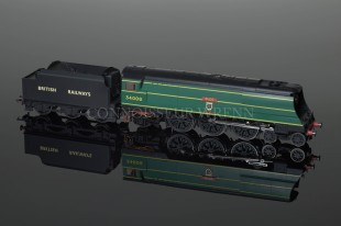 "Hornby Model Railways BR ""Bude"" West Country Class LTD EDITION locomotive R2685"