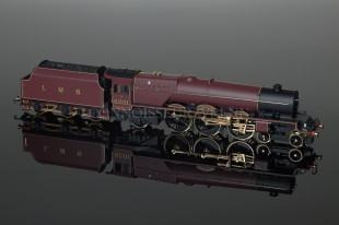 "Hornby ""PRINCESS ELIZABETH LMS 4-6-2 LTD EDITION 18CT GOLD Ref: R2215"