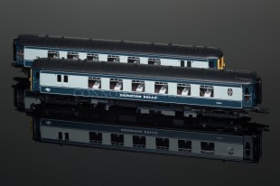 "Hornby Model Railways ""BRIGHTON BELLE 1969"" DCC FITTED Box Set R2988X"