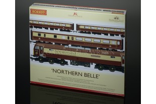 "Hornby Model Railways ""Northern Belle"" Co-Co Diesel Galloway Prince Box Set R3134"
