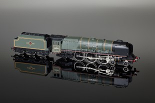 "Wrenn ""Duchess of Atholl"" Ltd Edition BR GREEN 46231 4-6-2 Locomotive W2405"