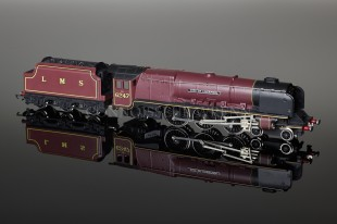 "Wrenn""City of Liverpool EXTENDED LINING 6247"" Duchess Class 8P 4-6-2 LMS Maroon W2242"