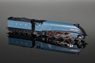 "Wrenn ""Sir Nigel Gresley"" NO.7 LNER Garter Blue Class A4 Pacific Locomotive W2212"