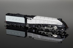 "Wrenn ""WOODCOCK"" 4489 LNER Grey Class A4 Pacific Locomotive W2283"