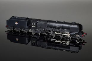 "Wrenn ""LEEDS/KING GEORGE VI"" Duchess Class 8P 4-6-2 BR BLACK Locomotive W2311"