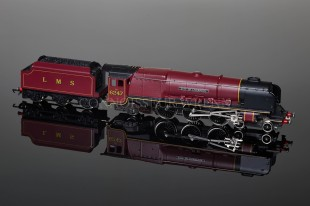 "Wrenn W2242""City of Liverpool 6247"" Duchess Class 8P 4-6-2 LMS Maroon Locomotive"