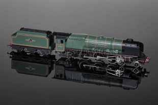 "Wrenn W2228""City of Birmingham 46235"" Duchess Class 8P 4-6-2 BR Green Locomotive"