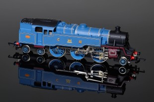 Wrenn CR LINED BLUE Standard Tank 2-6-4t running number 2085 Locomotive W2246