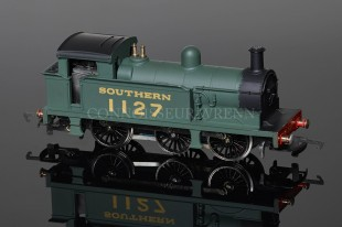 Wrenn P4 Southern Green 1127 Class R1 Tank 0-6-0T Locomotive W2207