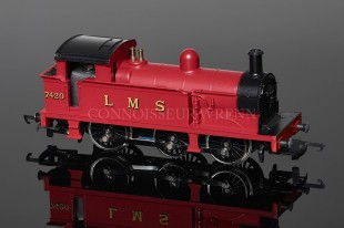 "Wrenn W2204 ""LMS 7420"" Red Class R1 Tank 0-6-0T Locomotive"