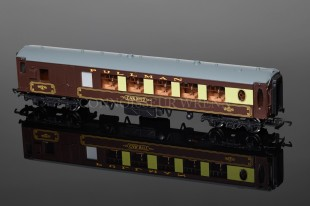"Wrenn W6000 ""PULLMAN"" Car Brake 2nd Passenger Car No.77"