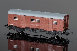 "Wrenn BR BROWN E37232 14T ""Utility Van"" W5053 Rolling Stock"