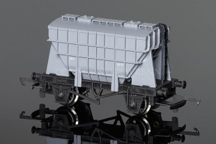 "Wrenn Presflo ""BRITISH RAIL"" 20T Cement Wagon Rolling Stock W5005X"