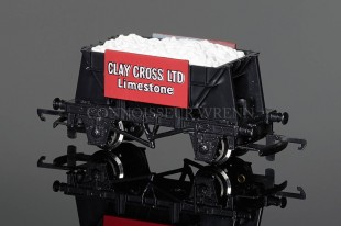 "Wrenn Ore Wagon ""CLAY CROSS LTD Limestone"" (Presflo Body) W5503"