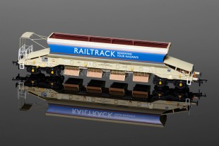 Bachmann Model Railways JJA MK2 Auto Ballaster Unit ref. 38-211