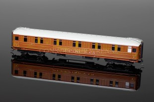 Hornby Model Railways LNER TEAK SLEEPER COACH (1208) R4174
