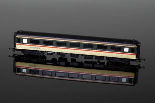 Hornby Railways BR MK2D Open Standard Coach 5638 Model R4463C