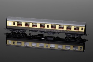 Hornby Railways BR MK1 Tourist 2nd Open Coach. W3873 model R4644A