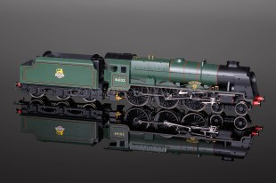 Hornby DCC FITTED BR 4-6-0 Royal Scot Black Watch no. 46102 model R2628
