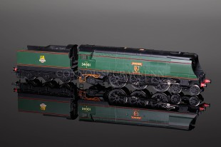 "Hornby Model Railways BR ""EXETER"" Unrebuilt West Country Class loco R3115"
