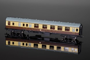 Bachmann Branch-Line Model Railways BR MK1 Brake/Corridor Composite BCK 39-229B