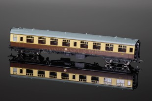 Bachmann Branch-Line Model Railways BR MK1 SO Second Open (WR) Coach 39-054B