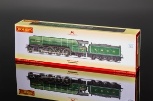 "Hornby DCC L.N.E.R 2-8-2 Class P2 ""Cock O the North 2001"" model R3207"