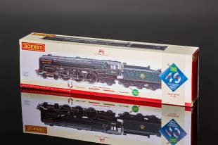Hornby BR Britannia Class William Shakespear 70004 LTD EDITION R3096