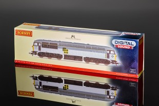 "Hornby Class 56 ""BR Sub Sector 56 127"" Co-Co Diesel Electric model R2781XS"
