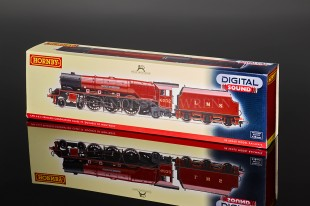 Hornby Duchess of Montrose LMS 4-6-2 7P Locomotive R2989XS