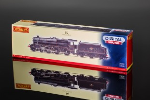 Hornby BR Black Five 4-6-0 steam locomotive 45377 model R2895XS