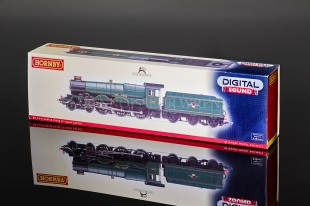Hornby BR Green Clun Castle 7029 steam locomotive model R2994XS