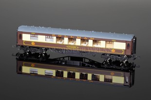 "Wrenn Pullman Car ""EVADNE"" WHITE TABLE NON LTD VERSION (W6002E) W6102E"