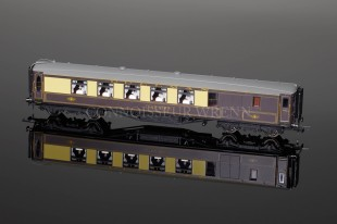 Hornby Model Railways Pullman 3rd Class BRAKE Car No. 63 R4487