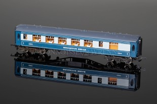 "Wrenn ""PULLMAN"" 1st Class Blue BRIGHTON BELLE No.S284S model W6005A"
