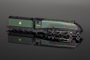 "Bachmann A4 60009 ""Union of South Africa"" BR Green model 31-951A"