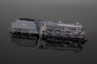 Bachmann Jubilee Class 45596 BAHAMAS Weathered model 31-176Z