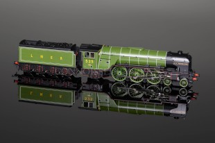 "Bachmann ""PEPPERCORN 525"" 4-6-2 Class A2 Pacific L.N.E.R model 31-525"