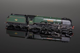 "Hornby ""City of Chester"" BR Green 4-6-2 Duchess Class 8P Locomotive R2312"
