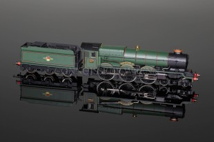 "Hornby ""King William"" King Class 4-6-0 BR Green 6007 model R2530"